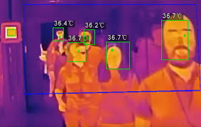 Thermal scanning